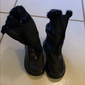 Little girls size 6 boots
